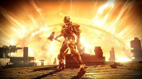 Official Destiny The Taken King E3 Reveal Trailer