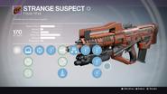 TTK Strange Suspect Overlay