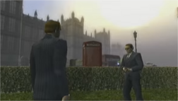Two Secret Agents