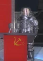 Cosmonaut Lenoid