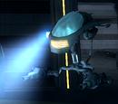 SP69/75 Aero Security Bot