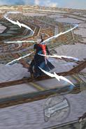 DMC4refrain - summoned swords