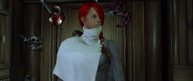 File:DMC2 - Lucia in Dante's Office.png