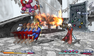 Project X Zone Dante Screenshot 01