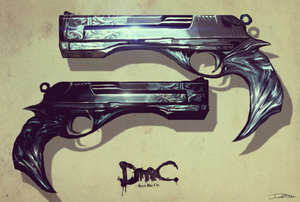 Weapons CA 01 DmC