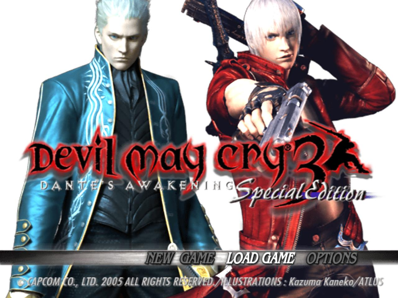 Mods at Devil May Cry 3 Nexus - Mods and community