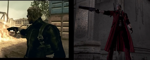 RE5 vs DMC4