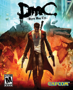 DmC Video Game Logo 2
