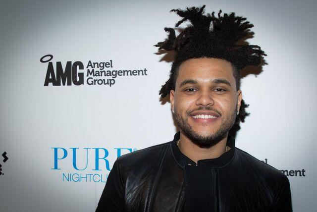 File:The-Weeknd Red-Carpet-2 PURE-Nightclub.jpg