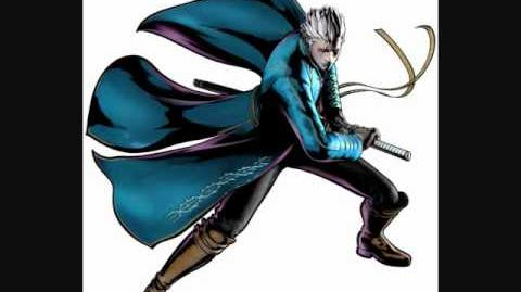 UMvC3 Voice Clips (English) - Vergil