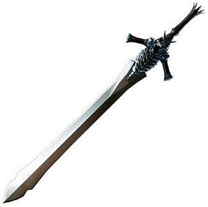 Resultado de imagen de espada de dante