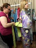 Connichi Kimono binden