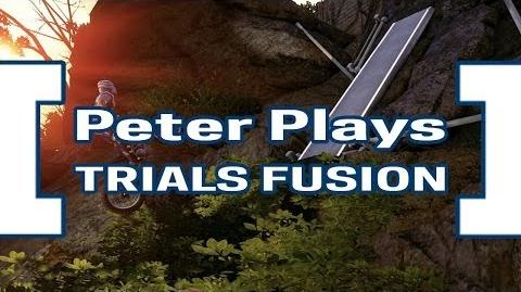 Peter Plays Trials Fusion