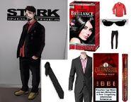 Geheimer Kleiderschrank Tony Stark