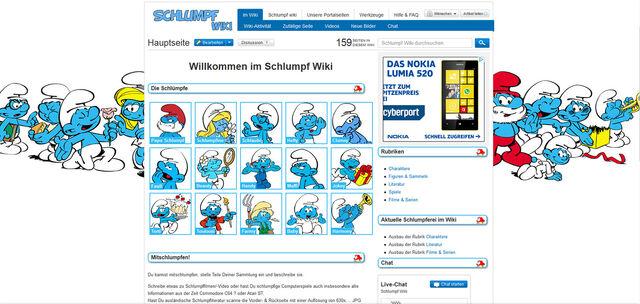 Datei:Schlumpf Wiki ComDev.jpg