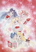 Christmas Sailor Moon