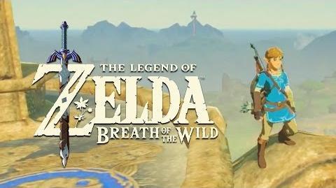 Exploration Gameplay - The Legend of Zelda Breath of the Wild