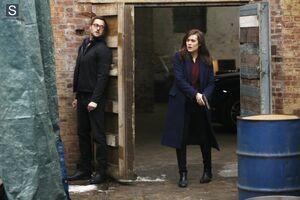 Liz und ihr krimineller Ehemann Tom