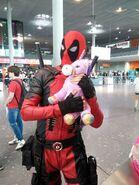 ComicCon Stuttgart Deadpool