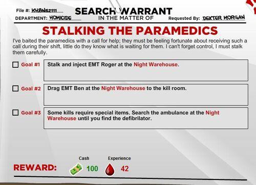 StalkingParamedics