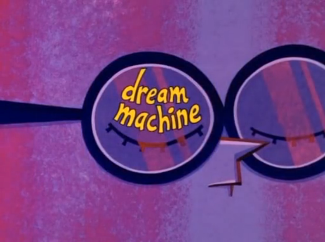 dream machine dexter u0027s laboratory wiki fandom powered by wikia