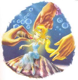 Rani and mermaids