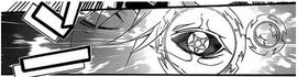Allen's level three cursed eye