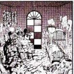 Lavi and Bookman's room