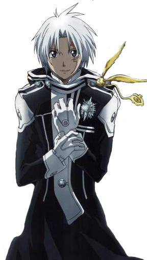 Allen Walker - D.Gray-man Encyclopedia