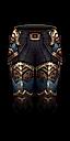 Warlord Leg Plates (Hunt)