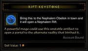 Rift Keystone