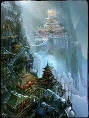 Xiansai-city