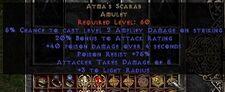 Atma's Scarab