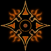 Monk DominateAura runeFrame