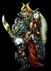 Barbarian Artwork