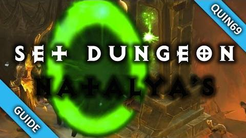 Diablo 3 Set Dungeon - Natalya's Vengeance (Mastery How To Patch 2