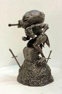 Treasure Goblin Statue