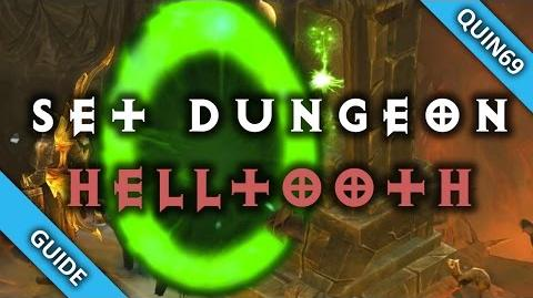 Diablo 3 Set Dungeon - Helltooth Harness (Mastery How To Patch 2