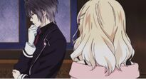 Diabolik Lovers Episode 1 - Reiji Screenshot 4