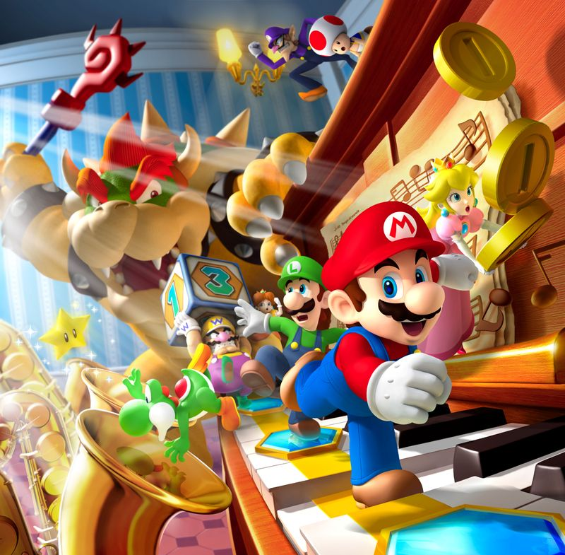 Mario Party DS | Mario Party Wiki | Fandom powered by Wikia