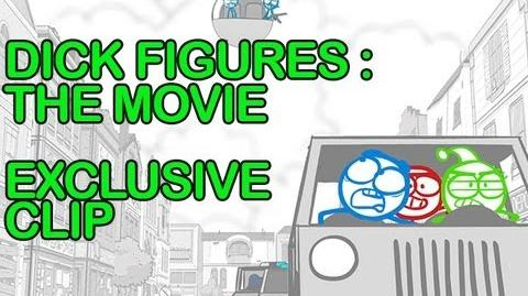 Dick Figures The Movie - Exclusive Clip-2