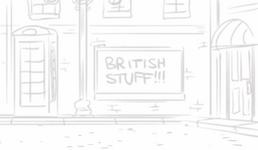 BRITISH STUFF!