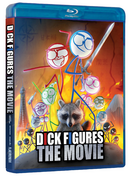Dick Figures Movie DVD