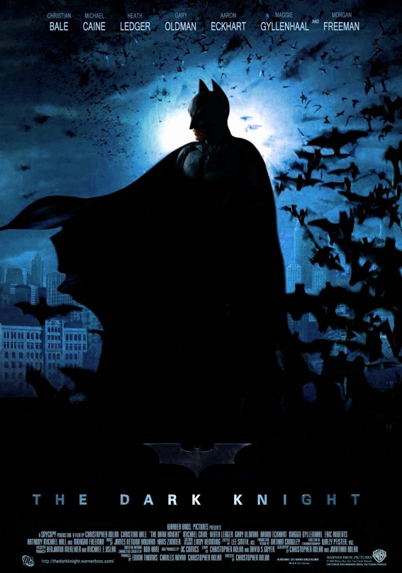 The Dark Knight Movie Poster 2008