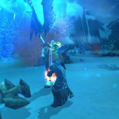Der zweite Frostwyrm fällt.