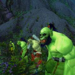 Ein Fest der Orcs... Etwas völlig Neues für den Häuptling des Schwarzkieferclans.