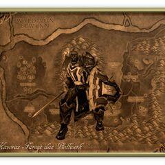 Kavoras Faroye das Bollwerk - Konsatntin Grauscheins vierter Mentor