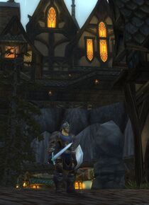 Greymane Manor
