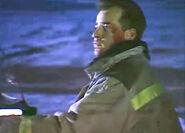 Die Hard 2- Stunts- Breaking the Ice 2001 DVD special feature- Bruce Willis stunt double Keii Johnston