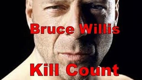 Bruce Willis Kill Count Брюс Уиллис Счетчик убийств